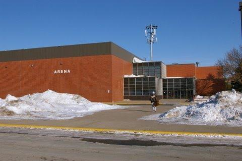 Hayes Ice Arena 14595