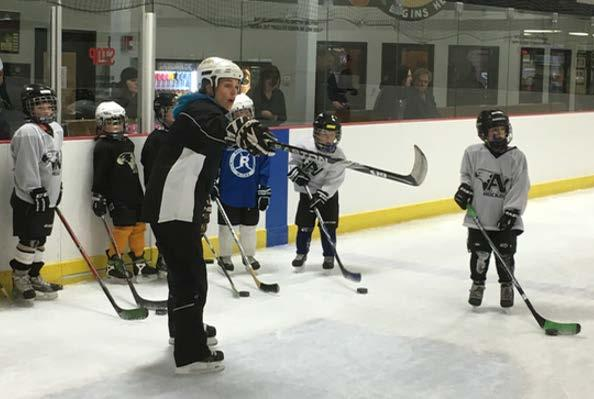 Mite Practice Format Players will be equally divided into teams No evaluations Assigned by