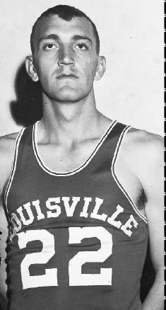 Helped U of L to a combined 107-33 record and two NCAA Final Four appearances in four seasons. Standout on the 1985 USA World University Games team, scoring 25 points in the championship game.