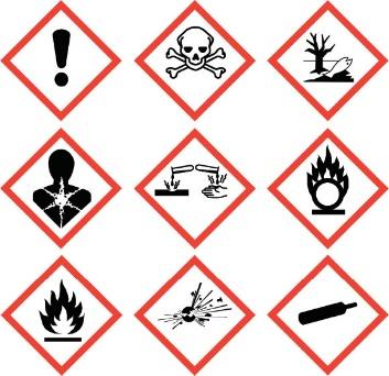 EHS-SWP-140 This document is to be used when completing the hazard assessment portion of an Animal Use Protocol. Safe Work Practice Animal Projects with Chemicals 1.