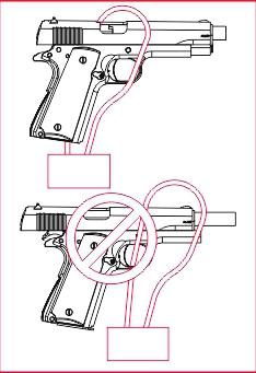 Zenith Firearms Come Shoot the Quality IMPORTANT: When not in use, your firearm should be secured with a lock to prevent