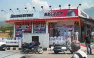 the launch of our Select Showroom with Tyre Zone