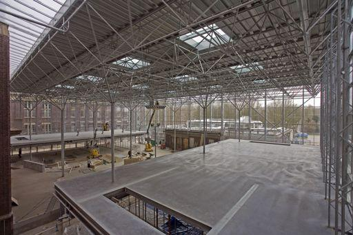 32.000 m2 bvo + new glasshouses 4.000 m2 bvo = 36.000 m2 ORGANISATION!1400 BSc students!1675 MSc students!