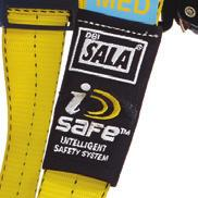 PROTECTED LABELS WITH i-safe A Velcro