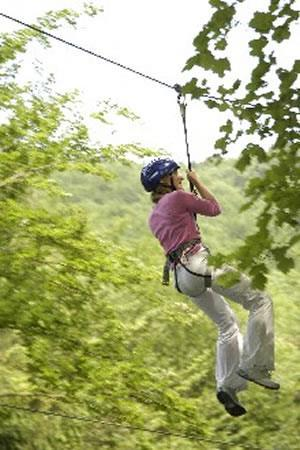 Alternatively you may wish to take a day trip to the outdoor activity centre, Activ