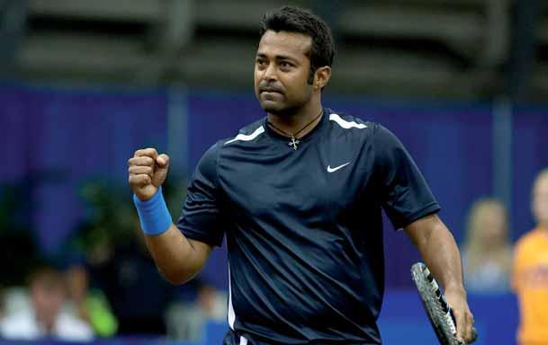 ROAD TO RIO 3 AGELESS Seven-up Leander has Olympics in his blood Rio de Janeiro For India s Leander Paes, the Olympics run in the family and his record seventh appearance at the Games represents