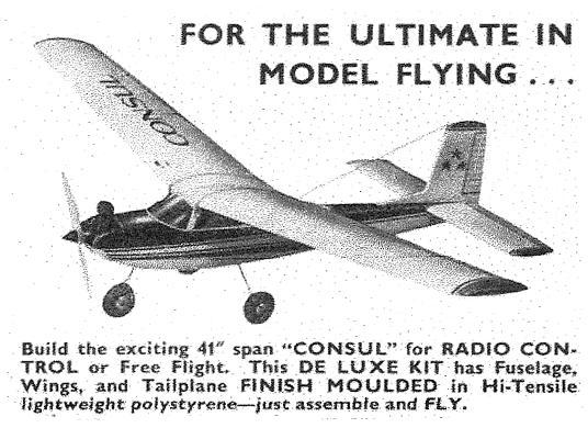 12 The DBHLibrary (Magazines) - Roy Tiller Report No. 95. Aeromodelling in Meccano Magazine.