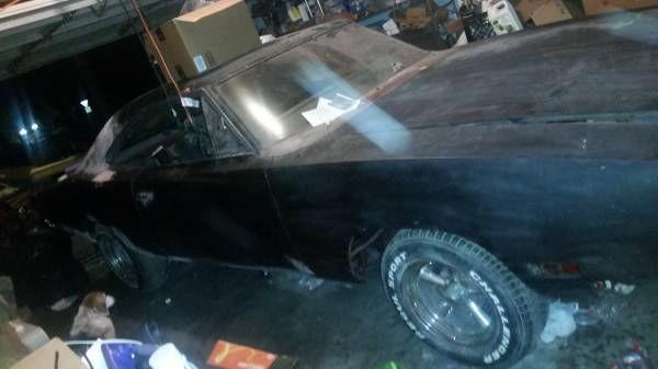 FOR SALE: 1970 Charger 500-1970 Charger 500 This Charger is a solid project car, it does not run right now but motor and transmission are good, the only things in the car that are not original is the