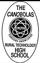 On Tuesday, the 29 th May two students from Canobolas High School