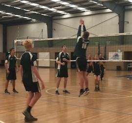 With Narromine High School unable to attend, the boys played against the junior Kelso High School