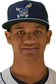 TONIGHT S BLUE ROCKS STARTING PITCHER #14 RHP Gerson Garabito Acquired: Signed as an international free agent by Kansas City on Sept. 17, 2012. Born: San Cristobal, Dominican Republic Age: 22 (Aug.