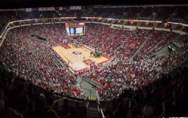 With its size, scope, unique architectural features and video, sound and telecom systems, the Save Mart Center serves as a major provider of entertainment and sporting events in the San Joaquin