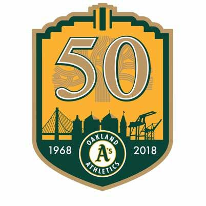2018 Oakland A s Expanded Game Notes includes: Traditional Game Notes Roster Supplemental Bios Full Upcoming Probable Pitcher Pages Expanded Game Notes Complete