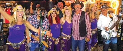 PAGE 4 December 2018 The Entertainer Popular country band Stompin Ground will play for the Gone Country New Year s Eve celebration at the Clover Island Inn in Kennwick.