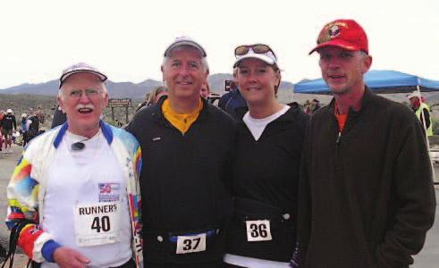 Running Saved My Life by Tom Detore, KS The beginning of 2009 saw me running inside around a couple of basketball courts. I was feeling fine and doing well.