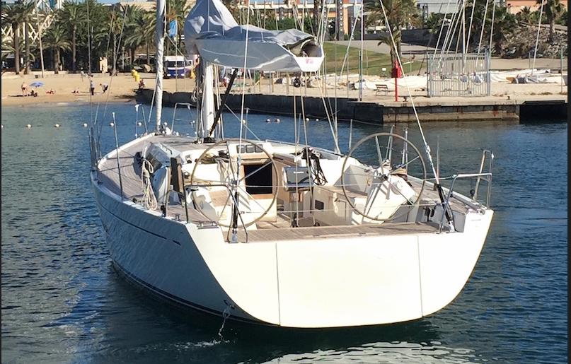SOLARIS ONE 44 Year : 2012 Price: 370.000 VAT Paid Visible to: Barcelona Flag: Spanish Solaris 44 Spanish flag on the brokerage market.