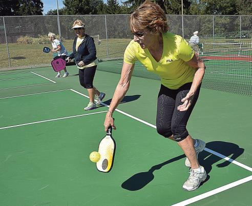 More Than Golf TENNIS Our facility features one hard surface tennis court and two Har-Tru tennis courts.