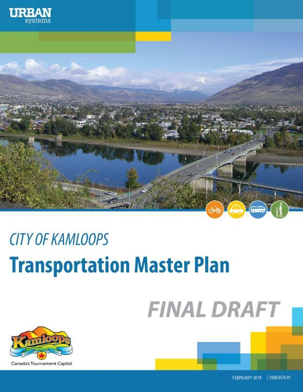 transportation system Long range plan to support a population of 120,000 by 2040 Local