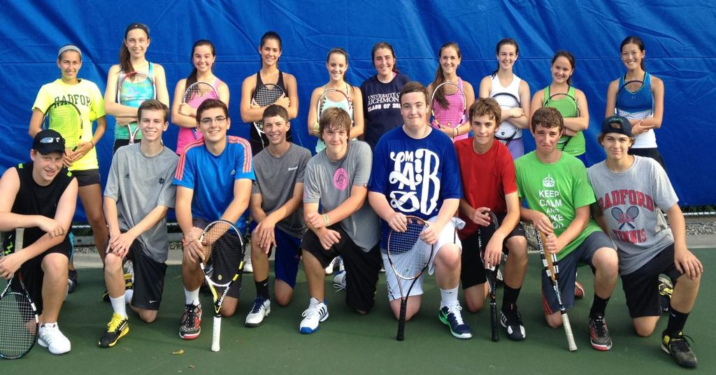 Junior Programs Fall/Winter 2013-2014 USTA Jr. Team Tennis MRSC welcomes all players in our Junior programs who are interested in playing competitive tennis.