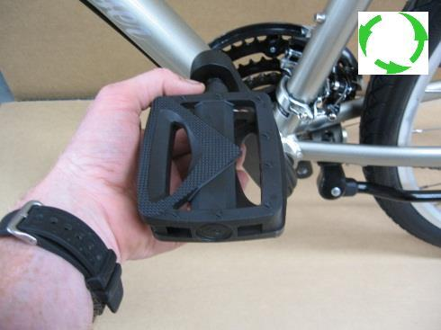 The bolts should be tightened enough that there is no movement when firmly pushing against the handlebar.