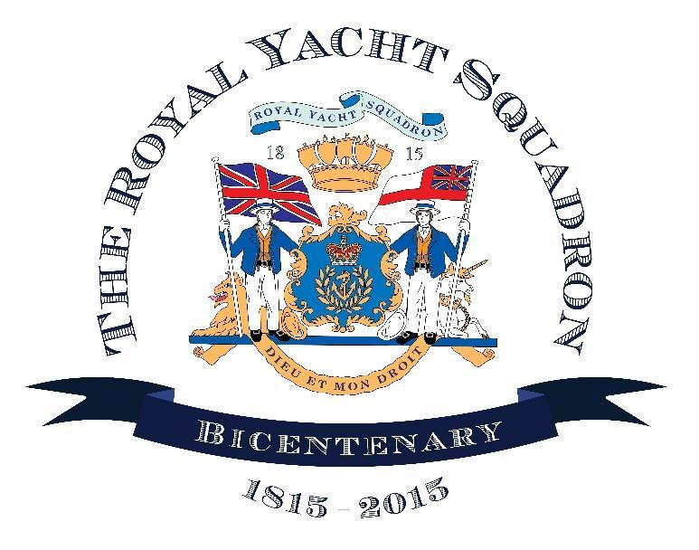RYS Bicentenary Regatta Level Rating Event COWES, ISLE OF WIGHT 25 to 31 July 2015 SAILING INSTRUCTIONS ORGANISING AUTHORITY: ROYAL YACHT