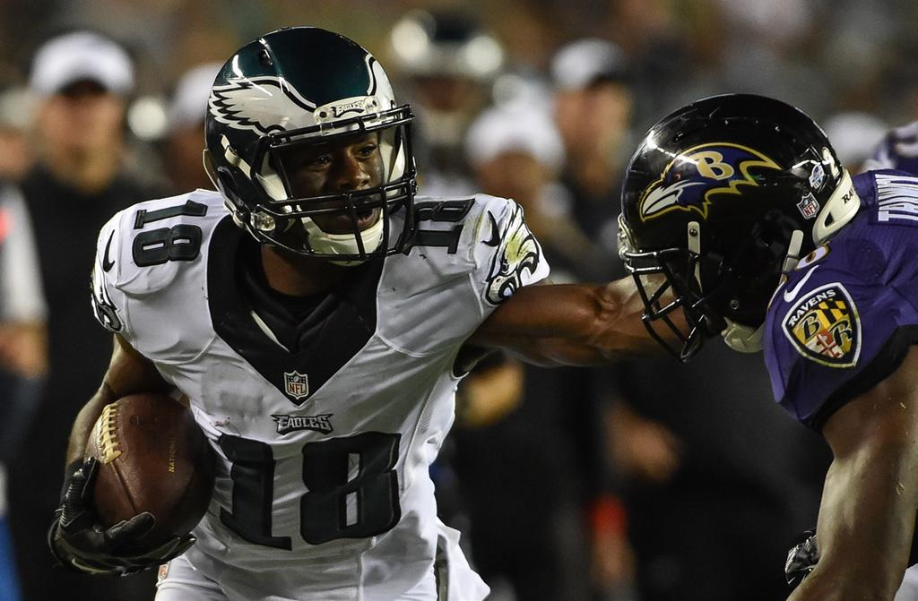 Prior to his stint in the Sunshine State, Bailey was invited to preseason camp with his hometown Philadelphia Eagles and he shined in the summer of 2015, catching 10 passes for 100 yards, including a