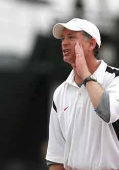 University of Kansas women s tennis coach (1992-1996). The Ohio State University (1996-present) Coaching Career Highlights: Won two Mid-Continent Conference Titles at Northern Illinois.