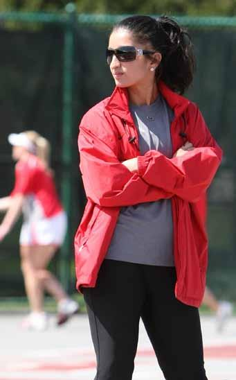 Prior to joining the Ohio State staff, Fath served as an assistant coach for one season at the University of Nebraska, where the Cornhuskers had one of the most successful campaigns in the history of
