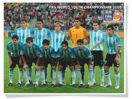 Argentina U20 tactically the strongest at the World Youth Championship: The art of disciplined play The World Youth Championship is, after the World Cup, the second largest tournament organized by