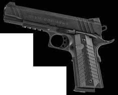KNOW YOUR DDA 1911 PISTOL Please take the time to familiarize yourself with various items and features found on your new pistol.