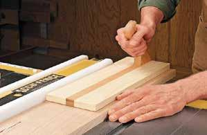 Woodworking Workshop Operate woodworking machines safely and avoid accidents Ensure that it has a robust bridge guard that covers the whole cutter block of cutting machines.