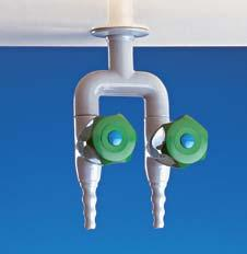 WATER CONTROLS WALL/PENDANT MOUNTED 68 135 6815 IN LINE