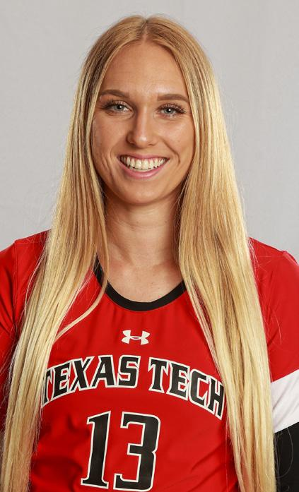 2017 TEXAS TECH VOLLEYBALL RED RAIDER CLASSIC #13 KATE KLEPETKA DS/L 5-8 Senior Allen, Texas (Allen / Texas A&M - Corpus Christi) Matches Played (Season) 6 Matches Started (Season) 2 Sets Played