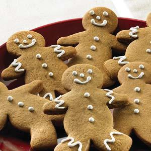 Holiday Recipes Gingerbread Man Cookies Katelyn Gwinn Holiday Movie By: Kathleen Yi With Thanksgiving behind us, Christmas is just around the corner.