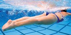 Kick When done correctly, the breaststroke kick is the only kick that generates more power than the arm stroke.