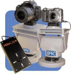 HiloCAM The HiloCAM from SMC, a High Level Photography system that incorporates a single