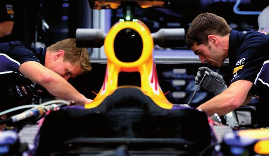 2015 FORMULA ONE CHALLENGE: 10 MONTH OVERVIEW FORMULA ONE SEASON
