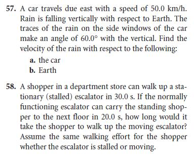 Chapter 3 Two Dimensional Motion And Vectors Pdf
