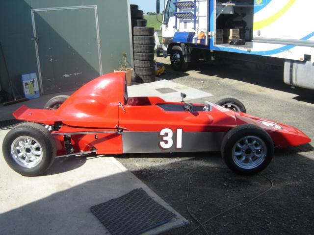 Your chance to own the most distinctive looking Formula Ford in Historic racing. Price: $23,000. Contact: BRIAN REED (0427 395 296) email: brianr@cams.com.