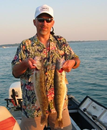 Walleye Walleye fishing ~ 30% of the