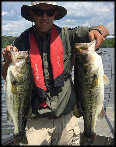 Percent Below: Pickwick Lake supports one of the healthiest and most diverse bass populations in the southeast.