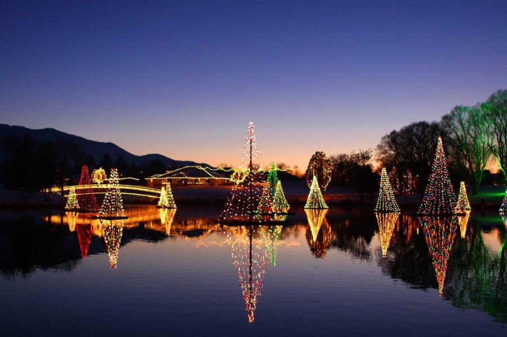 Pond Town Christmas Lighting Ceremony Friday, November 24th. Start your Holidays off with this beautiful Salem tradition. The ceremony will begin at 6:00 p.m. Dress warm and come prepared to participate in welcoming Santa and Owing and Awing as Salem s Pond Town Christmas begins, very fun for the whole family.