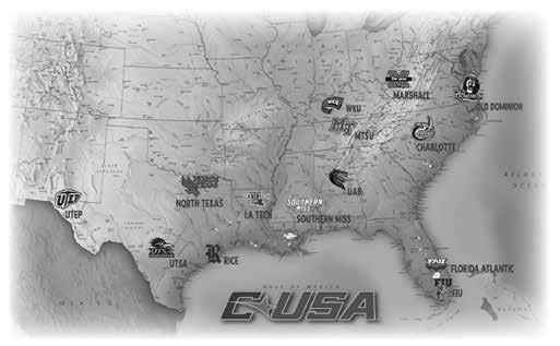 Conference USA Success Off The Field C-USA institutions are among the nation s best in academic performance of student-athletes, bolstered by the fact that student-athletes at league schools have a