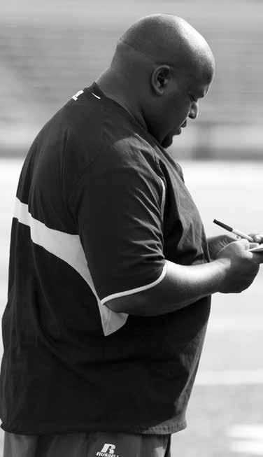 Coaching Staff No stranger to the southeast, LeBlanc was a four-year football letterman at Northwestern State University in Natchitoches, La., from 1992-96.