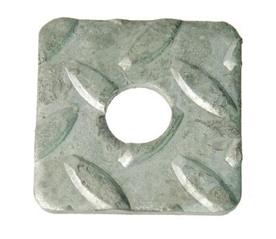 Square Flat Washers Square Flat Washers Used for shimming machinery, construction applications, utility and pole line hardware applications, for wood hardware