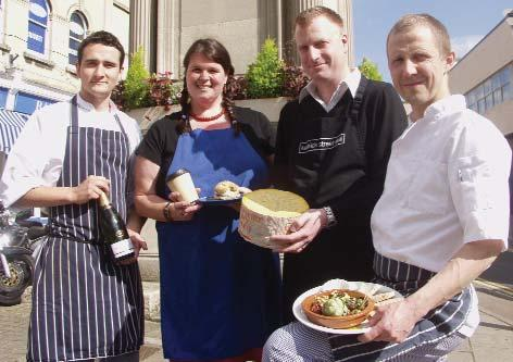 Welcome The Food and Drink Festival is a two-week celebration showcasing Stroud's outstanding food businesses.