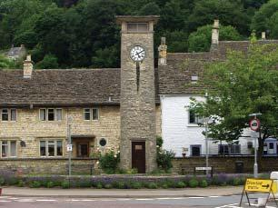 Monday September 14th & Tuesday September 15th Monday Sept 14th WALK 23: Stroud FM Selsley & Woodchester The Woodchester and Selsley escarpment taking in the historic villages and some of its history.